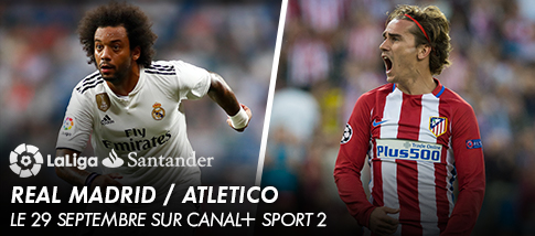 Liga - REAL MADRID / ATLÉTICO MADRID