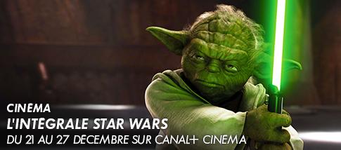 Cinéma - L'INTÉGRALE STAR WARS